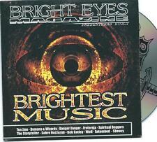BRIGHT EYES SAMPLER CD METAL ENTOMBED WOLF FRETERNIA DEMONS & WIZARDS