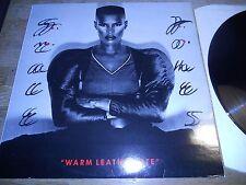 """GRACE JONES """"WARN LEATHERETTE"""" 1980 8 TRACKS NCB SCANDINAVIAN PRESSED NCB LP OOP"""