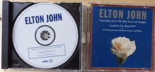 Something About the Way You Look Tonight/Candle in the Wind 1997 by Elton John