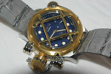INVICTA SWISS MADE RUSSIAN DIVER NAUTILUS 16204 ETA 6497 MECHANICAL 52MM CASE
