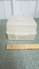 Vintage Anchor Hocking Plastic meal container USA  #5803