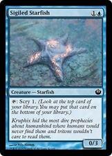 MTG Magic JOU FOIL - Sigiled Starfish/Etoile de mer sigillaire, English/VO