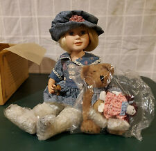 The Boyds Collection, Yesterday's Child Doll, 4958 April