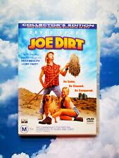 Joe Dirt 🎬 DVD Region 4 PAL 🎬