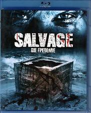 Salvage 100 Uncut Blu Ray Region B/2 Undead Slaughter
