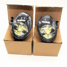Fit For VW Touareg 2011-2014 Left+Right Front  LED Fog Light Foglight Fog Lamp