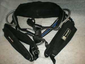 Metolius Safe Tech Deluxe Men's Climbing Harness Size M Medium Made In 2003