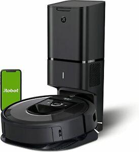 iRobot Roomba i7+ Self-Emptying Vacuum Cleaning Robot - Certified Refurbished!