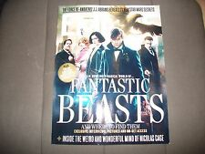 Empire Magazine Dec 2016 Harry Potter Fantastic Beasts JJ ABRAMS STAR WARS KES