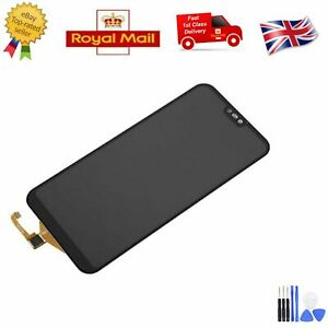 LCD Display For Huawei P20 Lite ANE-LX1 AL00 Black Touch Screen Replacement