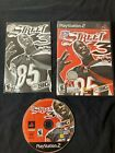 NFL STREET 3 (Sony PlayStation 2, PS2 - 2006) Black Label - Complete CIB TESTED