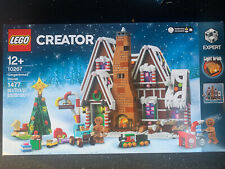 LEGO #10267 Gingerbread House - Christmas Hard To Find - BRAND NEW AU SELLER🎄