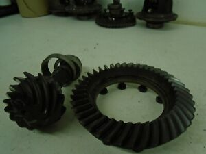 10 bolt 8.5 Chevy GM 3.42 ring gear  TRUCK 4X4 2WD  1500 C10 ORIGINAL gm gears#2