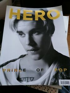 Hero Magazine #13 Summer /Fall 2015 PRINCE OF POP JUSTIN BIEBER