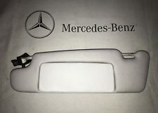 Mercedes Benz R129 300 500SL SL 320 500 600 Orion Gray Left Sun Visor REBUILT !!