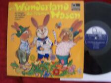 Im Wunderland der kleinen Hasen  prima Fontana Auslese LP