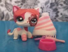 Lps Littlest Pet Shop Authentic vhtf rare Glitter Shorthair Cat #2291