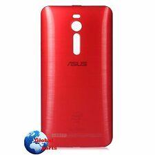 "Cover Retro Batteria rosso ASUS ZenFone 2 ZE550ML ZE551ML 5.5"""