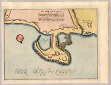 Algier-Algerien-Algeria-Afrika-Africa-Map - DE FER 1693