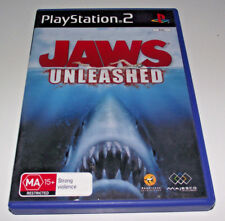 Jaws Unleashed PS2 PAL *Complete*