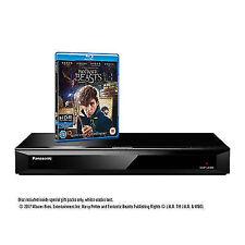 Panasonic DMP-UB400EBK 4k Ultra HD 3D Blu-ray Player