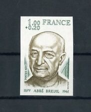 FRANCE Nº 2050 U ** Ungezähnt Henri Breuil-chercheurs!!! (125504)