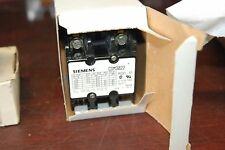 Siemens Cdm3022, Model 93, Contactor, 30A, 2Poles, 208/240 Coil New in Box