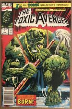 The Toxic Avenger 1, Newstand, Movie !