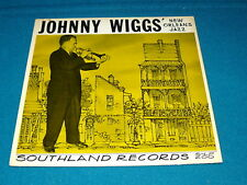 JOHNNY WIGGS & HIS NEW ORLEANS KING vinyl LP : Southland 200 @ Deep Groove JAZZ