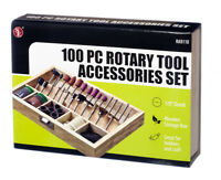 SE RA9110 100-Piece Rotary Tool Accessories Set