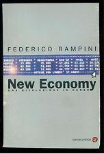 RAMPINI FEDERICO NEW ECONOMY LATERZA 2000 I ROBINSON LETTURE