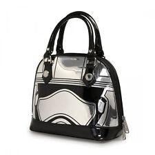 Star Wars Force Awakens Captain Phasma Bag Purse Satchel Loungefly NEW