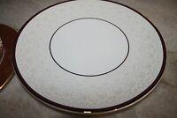 Lenox *Global Tapestry Garnet Mandala Dinner Plates - Set of 4