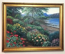 HENRY PEETERS ORIGINAL, Oil on Canvas, 30x40 - NYC Gallery Revel Collection
