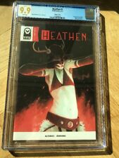 Heathen #1 CGC 9.9 - 1:5 Ratio Variant Cover - Vault Comics - Movie Coming! NM+
