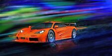Automotive Motorsport Car Art 1995 McLaren F1 LARGE CANVAS PRINT