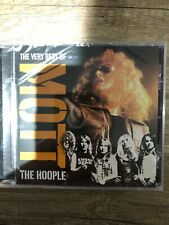 the very best of mott the hoople cd new sealed cd