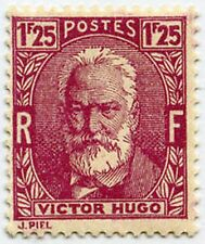 "FRANCE STAMP TIMBRE N° 293 "" VICTOR HUGO 1 F 25 LILAS ROSE "" NEUF xx LUXE"