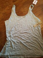 Size Large blue Tank top. NWT