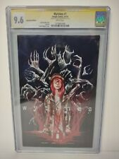 Wytches 1 CGC 9.6 Signed by Scott Snyder
