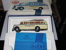 Matchbox Dinky DY-S 10 - 1950 MERCEDES BENZ DIESEL OMNIBUS BUS - Mint / Perfect