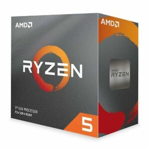 AMD Ryzen 5 3600 Six-Core 3.6 GHz Desktop Processor