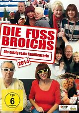 Die Fussbroichs 2014 - Die einzig reale Familienserie, 2 DVD Set NEU + OVP!