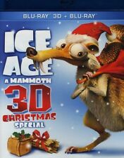 Ice Age: A Mammoth Christmas Special [New Blu-ray 3D] 3D, Ac-3/Dolby Digital,