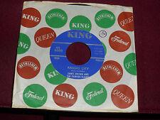 """JAMES BROWN """"Kansas City"""" King 6086"""