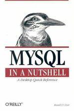 MySql in a Nutshell (In a Nutshell (O'Reilly)