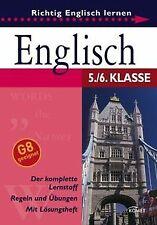 Englisch 5/6. Klasse: Richtig Englisch lernen von Clarke...   Buch   Zustand gut