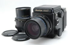 Mamiya Rz 67 Pro with Sekor Z 65mm 180mm 2 Lenses �Near Mint】from Japan 640