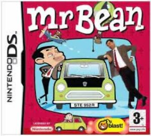 Mr Bean - Nintendo DS Game. Complete with case, manual & cartridge.