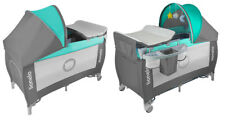 Baby Bed Lionelo Sven Plus Baby changing + Rocking mode + Mosquito + Music